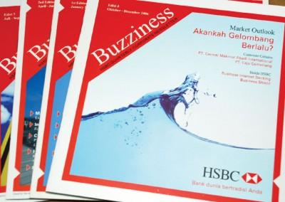 HSBC Buzziness