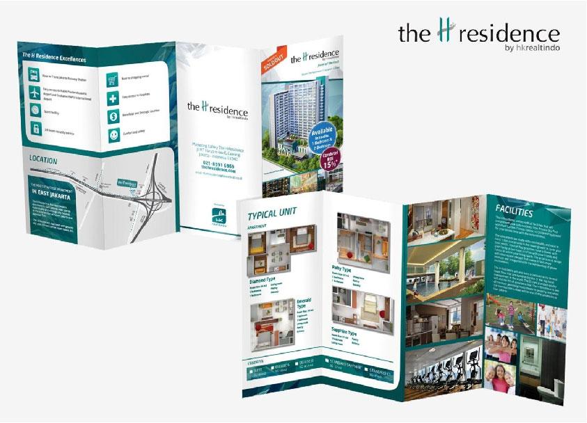 H Residence Brochure