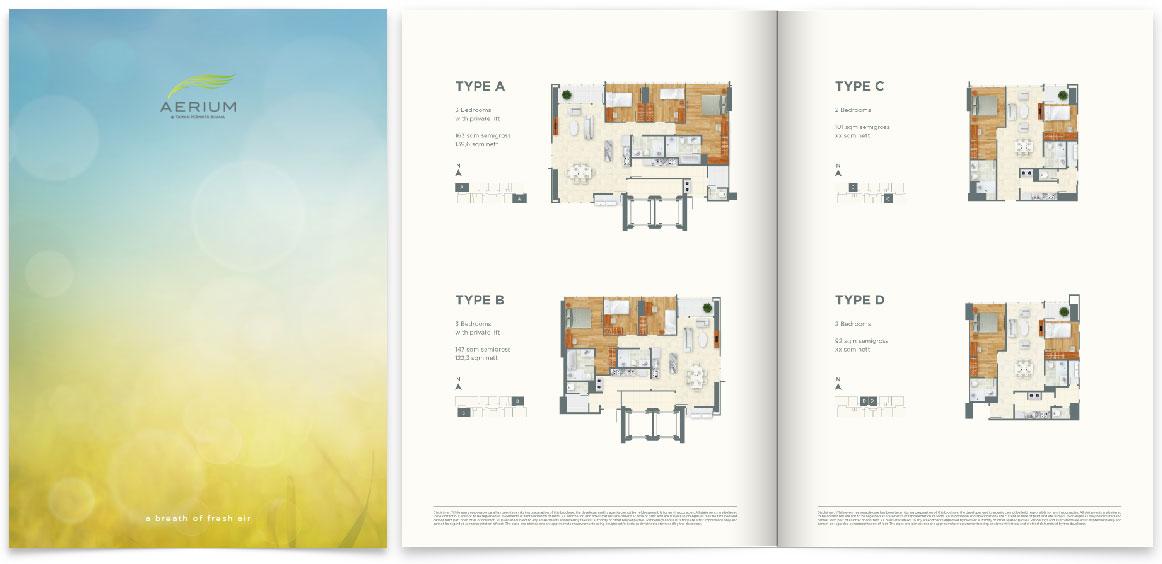 Aerium Booklet
