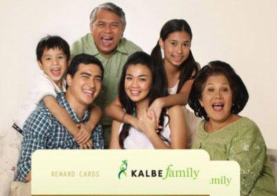 Kalbe Family Card