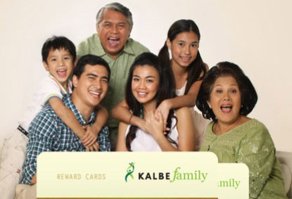 Kalbe Family Card