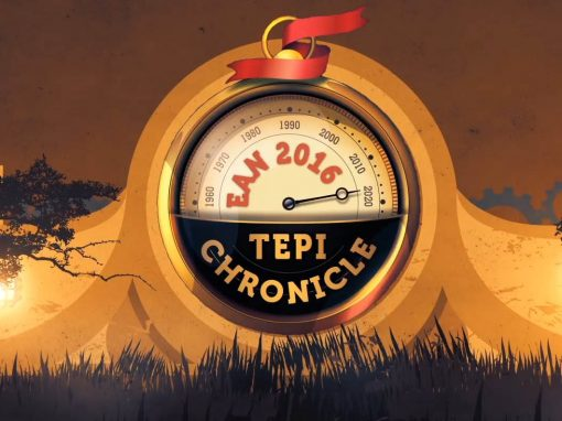 Total E&P EAN TEPI Chronicle 2016